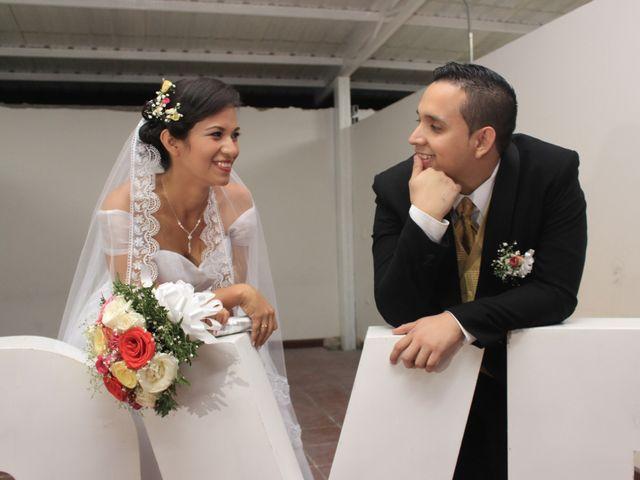 El matrimonio de Cristian y Luisa en Bucaramanga, Santander 20