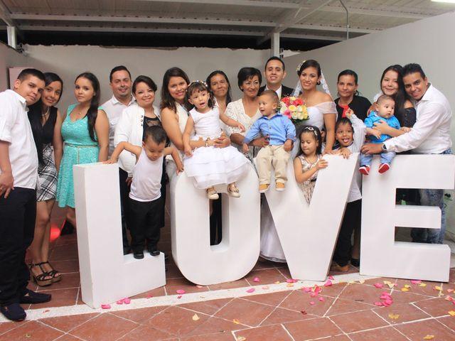 El matrimonio de Cristian y Luisa en Bucaramanga, Santander 24