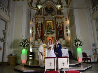 El matrimonio de Johnny  y Yasmin 2