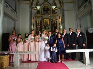 El matrimonio de Johnny  y Yasmin 3