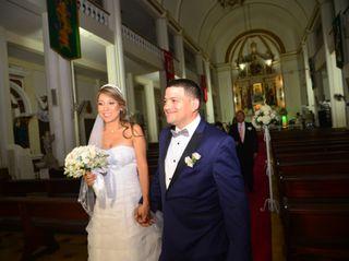 El matrimonio de Johnny  y Yasmin