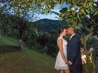 El matrimonio de Stacy y Rob