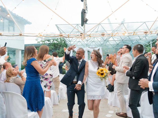 El matrimonio de Rob y Stacy en Sabaneta, Antioquia 1