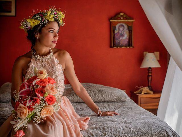 El matrimonio de Sandra y Olivier en Cartagena, Bolívar 8