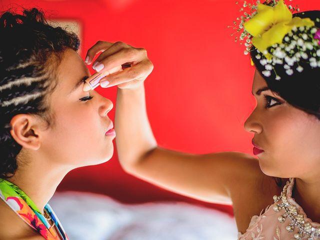 El matrimonio de Sandra y Olivier en Cartagena, Bolívar 14