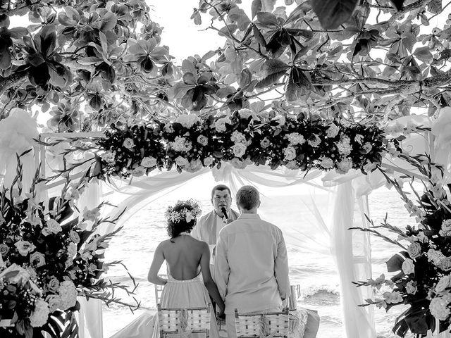 El matrimonio de Sandra y Olivier en Cartagena, Bolívar 19