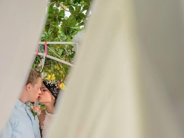 El matrimonio de Sandra y Olivier en Cartagena, Bolívar 27