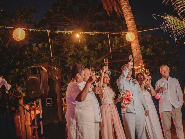 El matrimonio de Sandra y Olivier en Cartagena, Bolívar 39