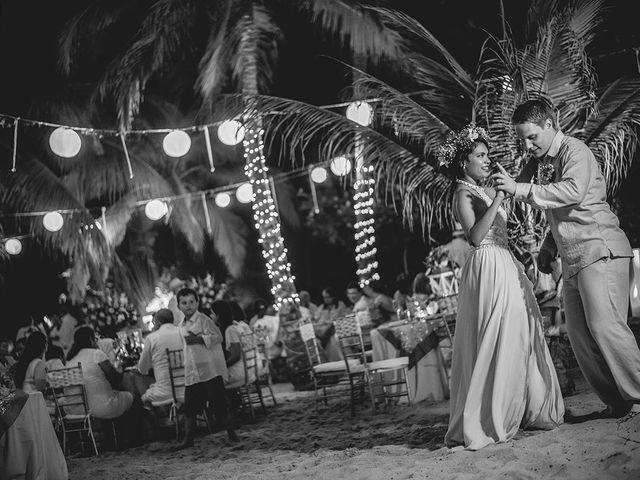 El matrimonio de Sandra y Olivier en Cartagena, Bolívar 43