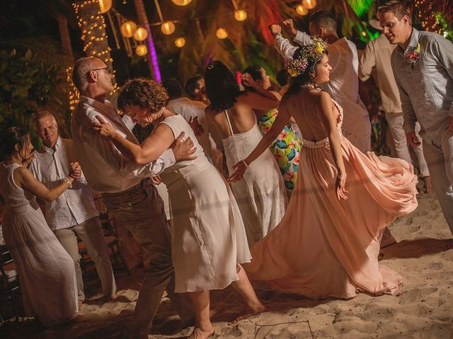 El matrimonio de Sandra y Olivier en Cartagena, Bolívar 45