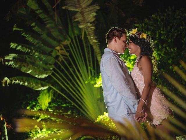 El matrimonio de Sandra y Olivier en Cartagena, Bolívar 50