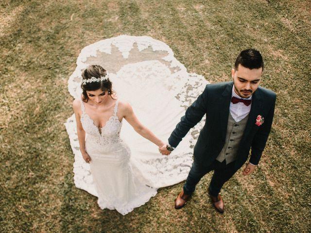 El matrimonio de Sara y Jhon