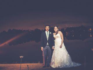 El matrimonio de Luisa y Ricardo