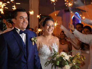 El matrimonio de Diana y Ricardo