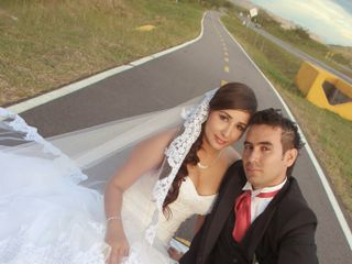 El matrimonio de Jenny  y Jorge