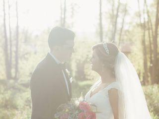 El matrimonio de María Alejandra y Juan 2