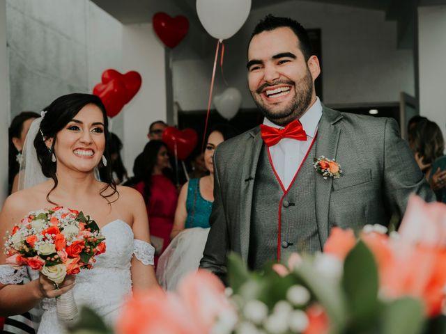El matrimonio de Lorena y Daniel