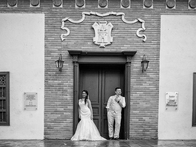 El matrimonio de José y Silvia en Medellín, Antioquia 28