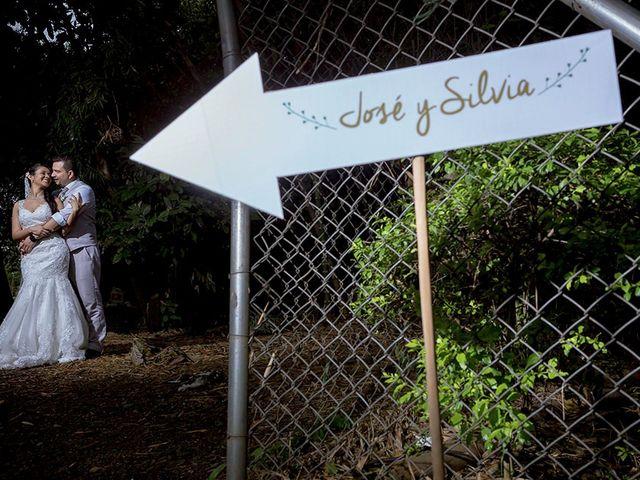 El matrimonio de José y Silvia en Medellín, Antioquia 31
