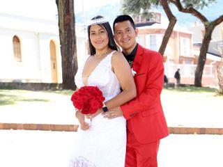 El matrimonio de Laura y Mario 1