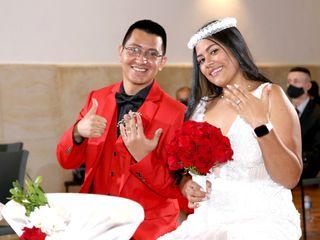El matrimonio de Laura y Mario