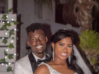 El matrimonio de Junior y Angie 2