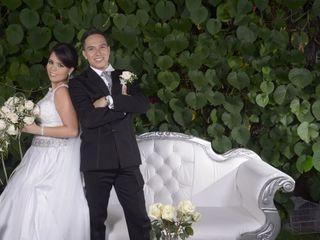 El matrimonio de Natalia y Fabian