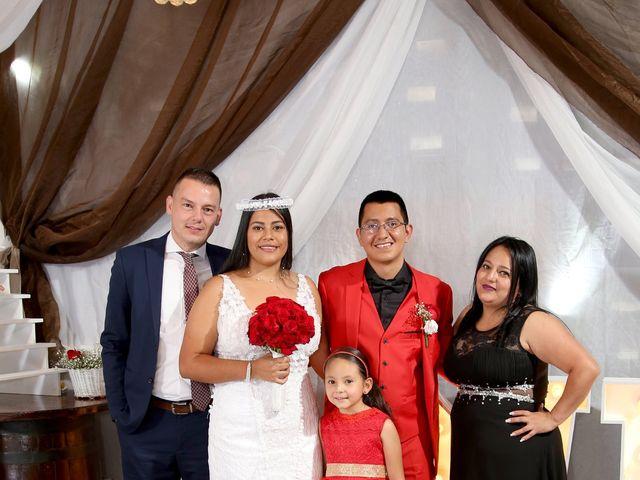 El matrimonio de Mario y Laura en Bogotá, Bogotá DC 8
