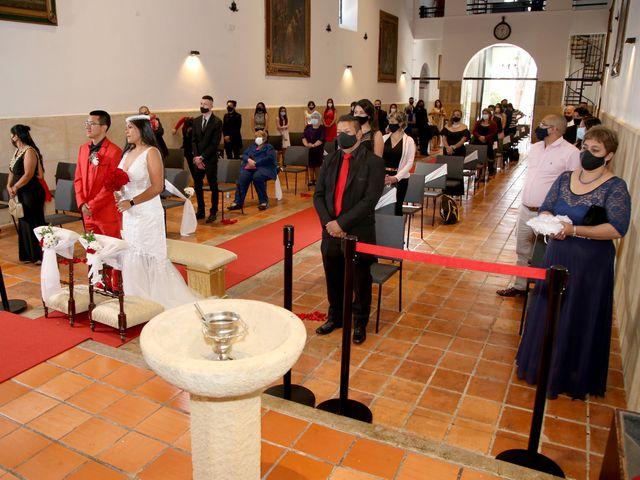 El matrimonio de Mario y Laura en Bogotá, Bogotá DC 17