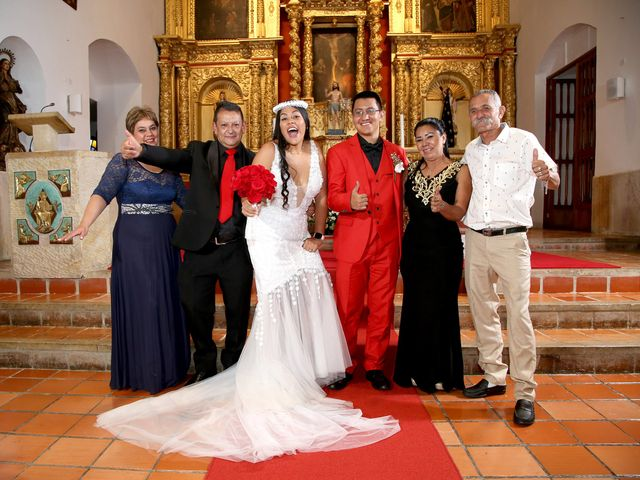 El matrimonio de Mario y Laura en Bogotá, Bogotá DC 18