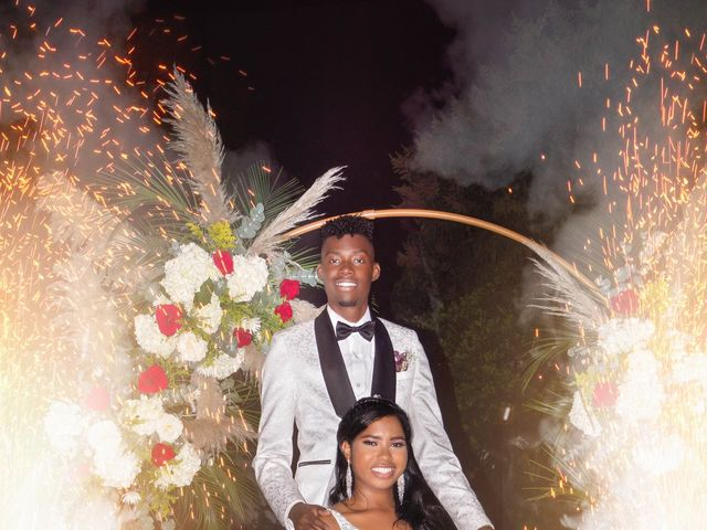 El matrimonio de Angie y Junior en Cali, Valle del Cauca 4