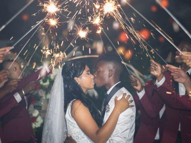 El matrimonio de Angie y Junior en Cali, Valle del Cauca 1