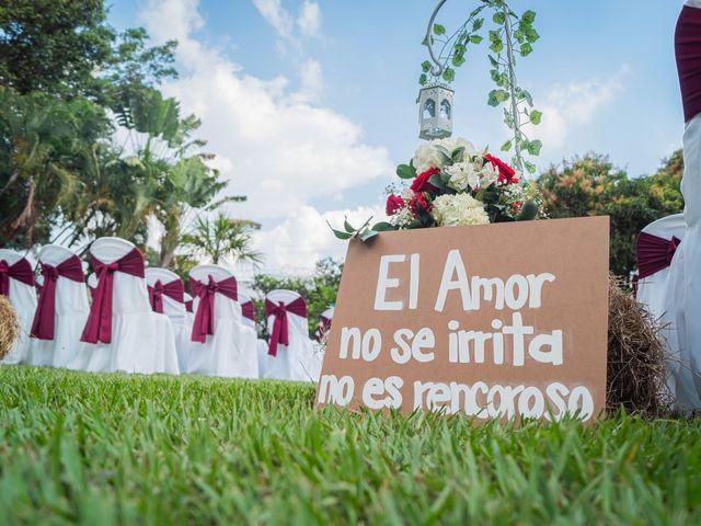 El matrimonio de Angie y Junior en Cali, Valle del Cauca 23