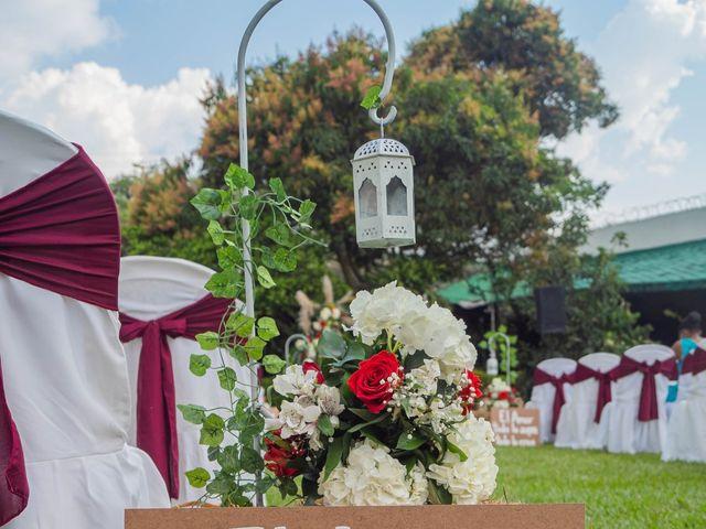 El matrimonio de Angie y Junior en Cali, Valle del Cauca 27