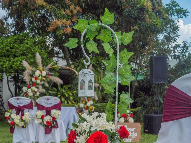 El matrimonio de Angie y Junior en Cali, Valle del Cauca 28