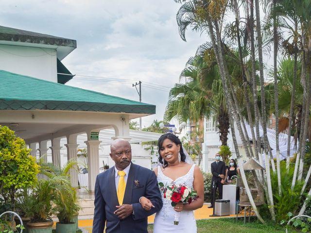 El matrimonio de Angie y Junior en Cali, Valle del Cauca 45