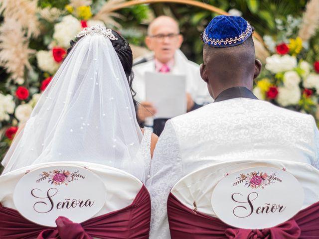 El matrimonio de Angie y Junior en Cali, Valle del Cauca 51