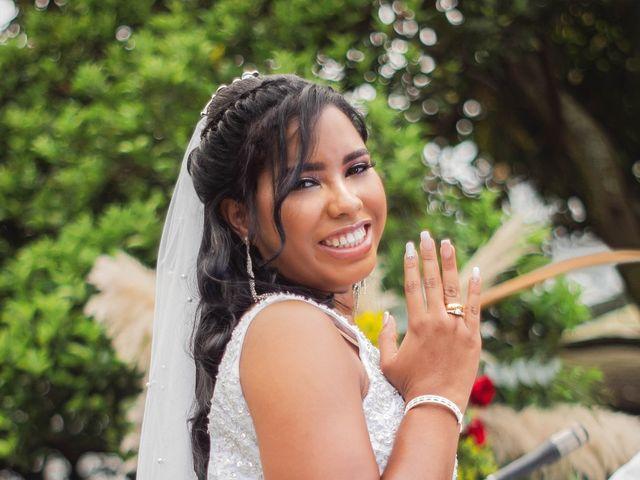 El matrimonio de Angie y Junior en Cali, Valle del Cauca 53