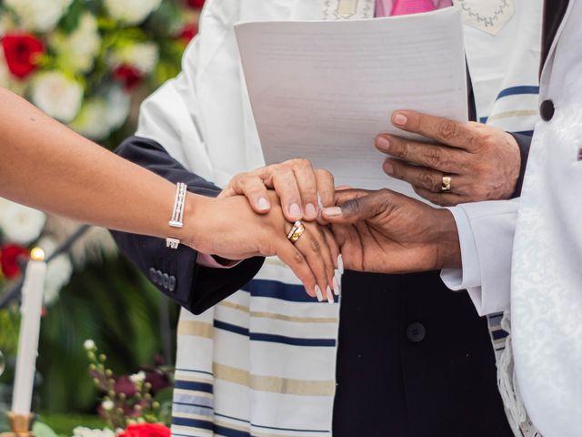 El matrimonio de Angie y Junior en Cali, Valle del Cauca 54