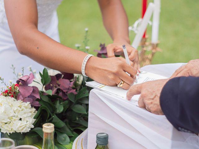 El matrimonio de Angie y Junior en Cali, Valle del Cauca 61