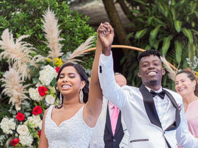 El matrimonio de Angie y Junior en Cali, Valle del Cauca 62