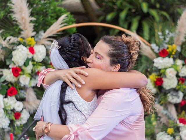 El matrimonio de Angie y Junior en Cali, Valle del Cauca 63