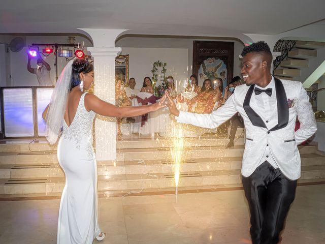 El matrimonio de Angie y Junior en Cali, Valle del Cauca 68