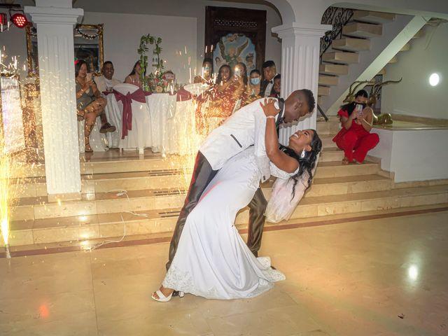 El matrimonio de Angie y Junior en Cali, Valle del Cauca 69