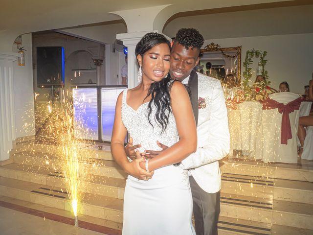 El matrimonio de Angie y Junior en Cali, Valle del Cauca 70