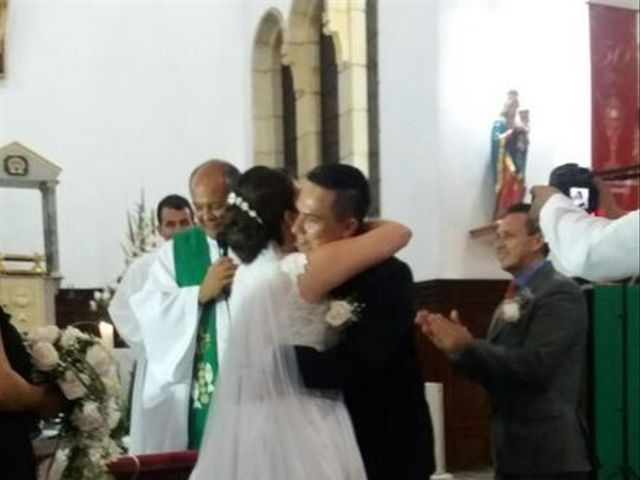 El matrimonio de Fabian y Natalia en Cali, Valle del Cauca 8
