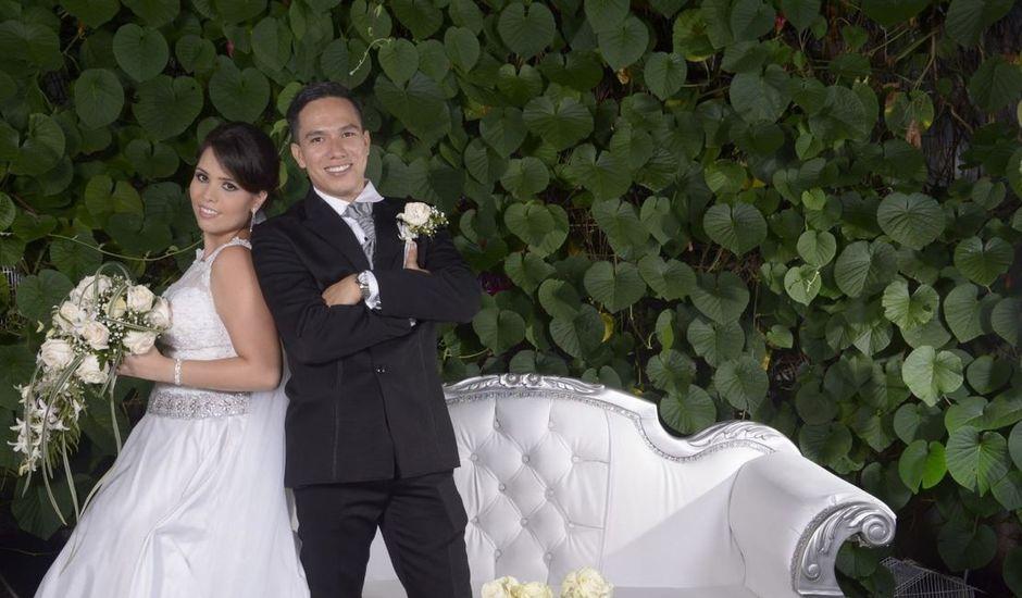 El matrimonio de Fabian y Natalia en Cali, Valle del Cauca