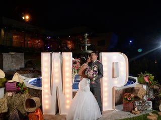 El matrimonio de Paola y Wilmer