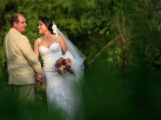 El matrimonio de Ana Lucía y Alejandro