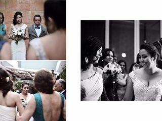 El matrimonio de Laura  y Lina  2